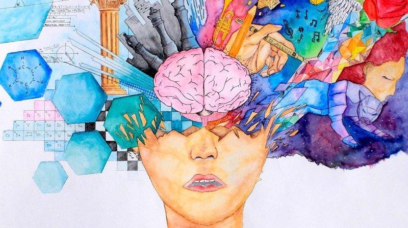 2. Вы видите то, о чем думаете больше всего истории, мозг, наука, тренировка мозга