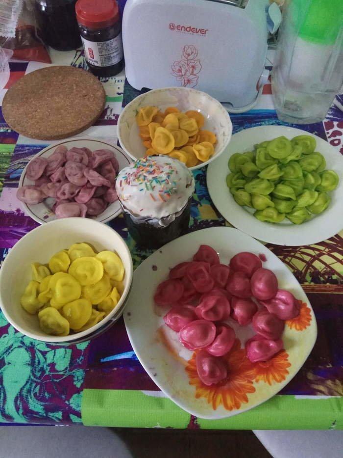 Типичная Пасха студентов еда, кухня, пельмени, пельмешки, прикол, юмор