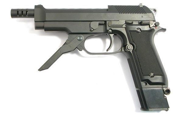 Огнестрельное оружие из некоторых голливудских фильмов кино, оружие, факты