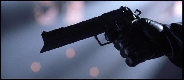Эквилибриум кино, оружие, факты