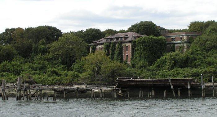 Остров Норт-Бразер, США запрет, место, мир, посещение, путешествия, тайна, фото
