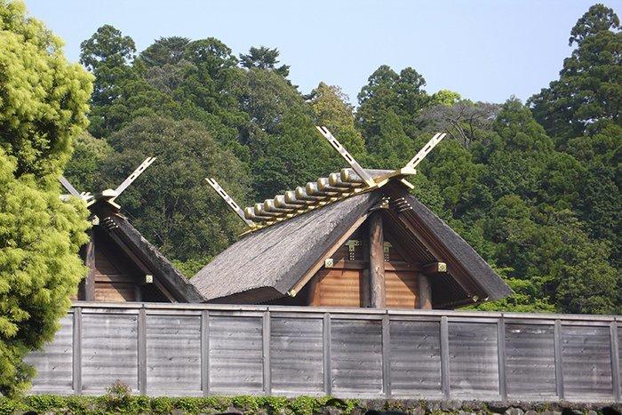 Храм Исэ-Дзингу, Япония  запрет, место, мир, посещение, путешествия, тайна, фото