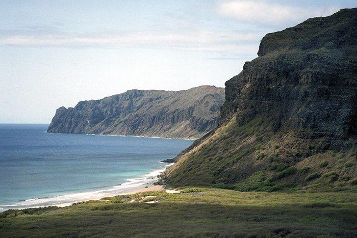 Остров Ниихау, Гавайи  запрет, место, мир, посещение, путешествия, тайна, фото