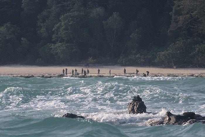 Северный Сентинельский остров, Индия  запрет, место, мир, посещение, путешествия, тайна, фото