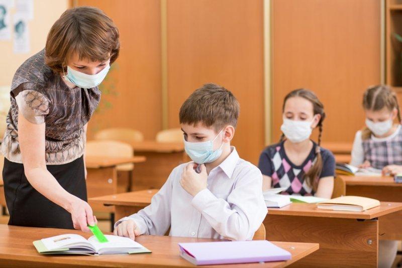 Заразных детей не пустят в школу ynews, зараза, здоровые, интересное, образование, фото, школа