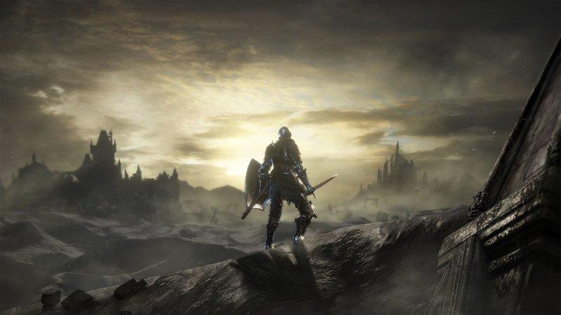 Dark Souls (2011) выходные, залипалово, игры, сложные игры