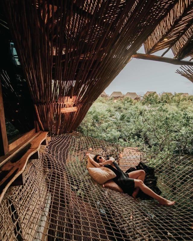 Балкон-гамак день, животные, кадр, люди, мир, снимок, фото, фотоподборка