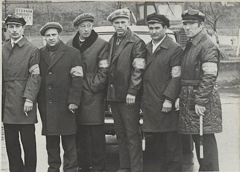 ДНД СССР, 1960-е годы военное, жандармы, исторические фото, милиция, полиция, факты