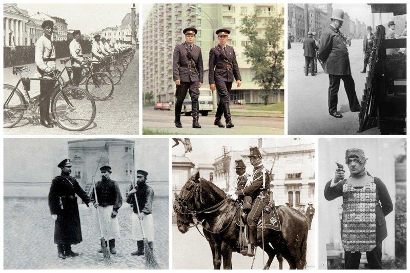 Исторические фото о тех, кто охранял покой наших предков военное, жандармы, исторические фото, милиция, полиция, факты