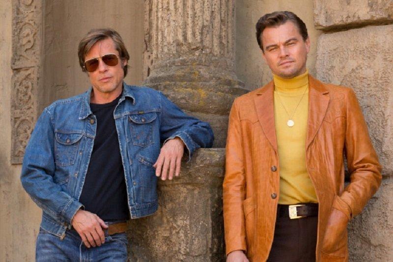 Sony отфотошопила лица Питта и Ди Каприо, но всё тайное всегда становится явным ynews, интересное, правда, ретушь, фильм  Тарантино, фото, фотошоп