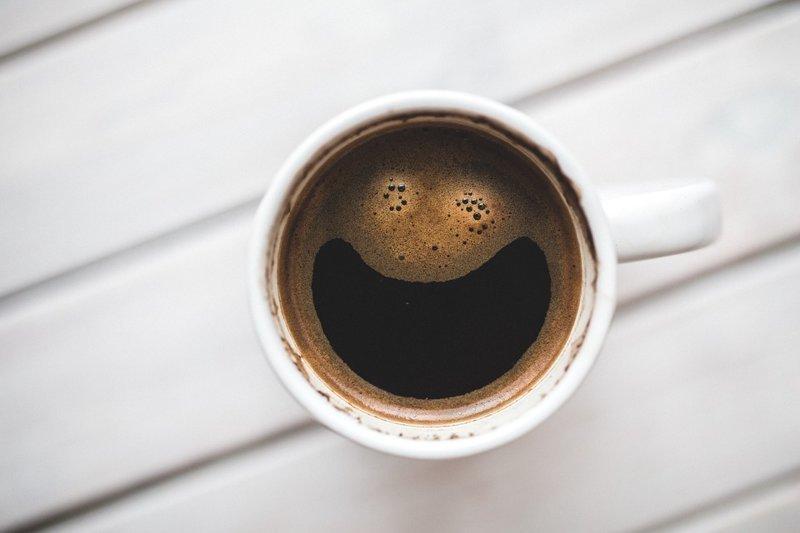 Чёрный кофе защищает зубы от кариеса занимательно, интересные факты, кофе, кофеин, познавательно, факты