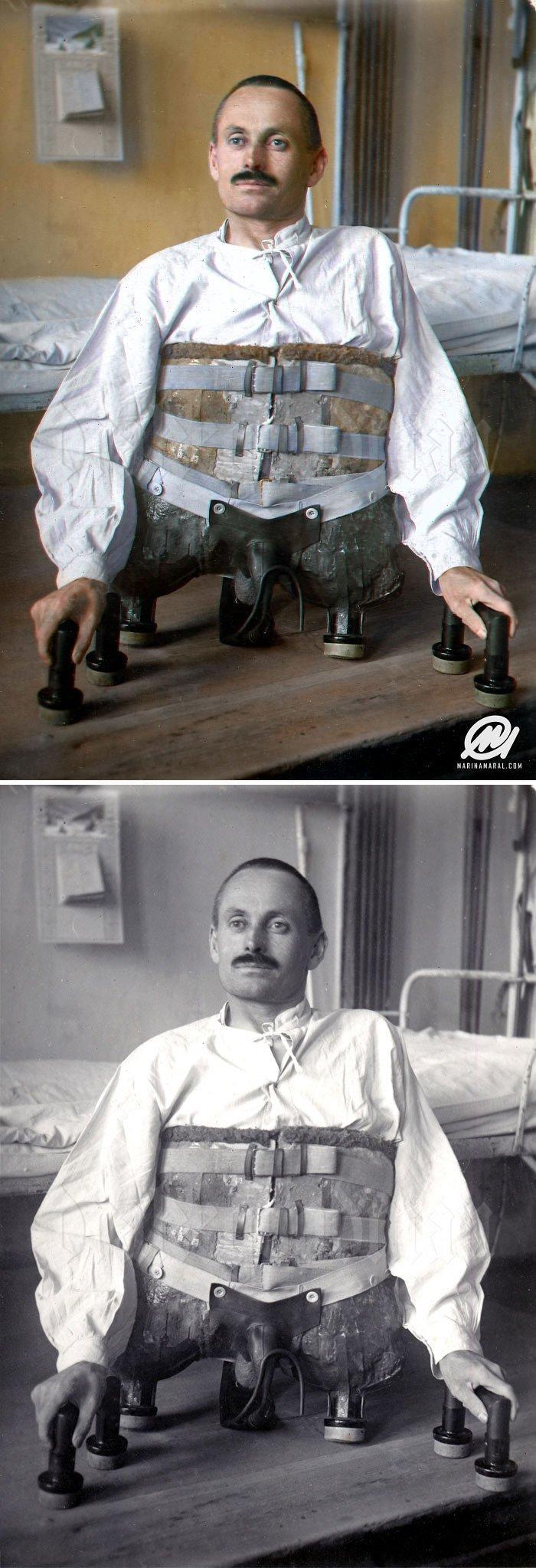 Доминикус Мюллер история, портрет, прошлое, событие, фотография, фотомир, цвет