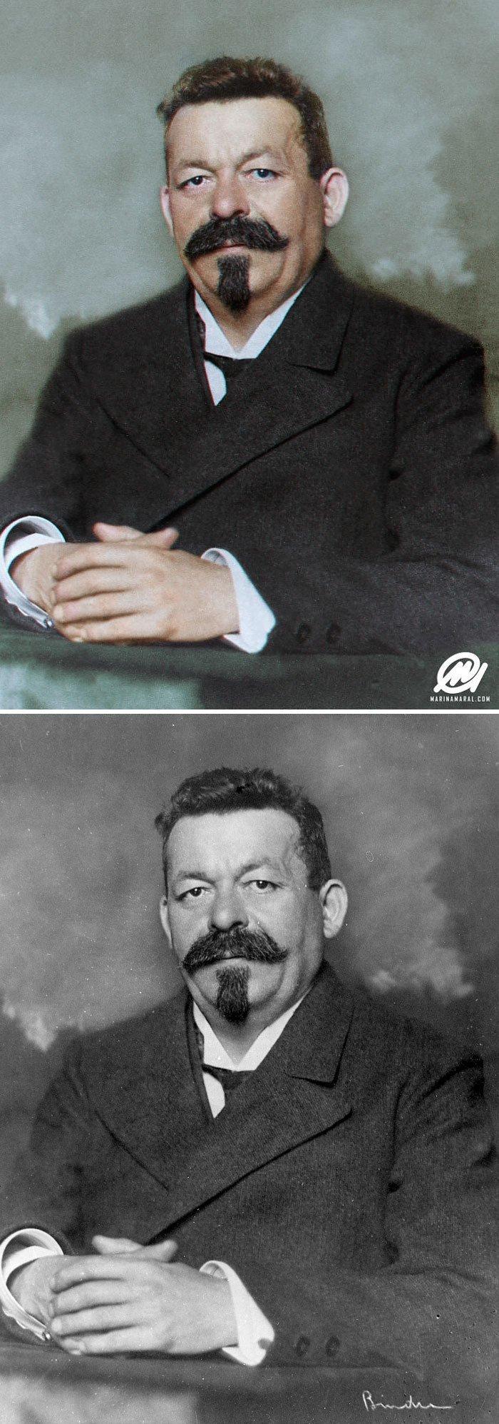 Фридрих Эберт история, портрет, прошлое, событие, фотография, фотомир, цвет