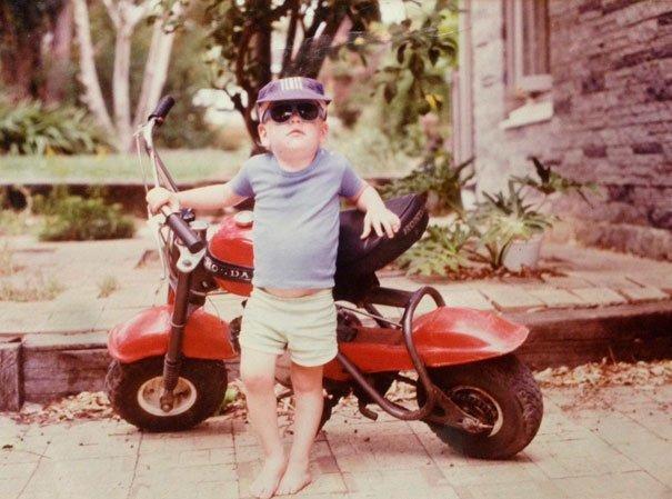 21. Крутой парень, фото 1985 года  малыш, обаяние, очарование, подборка, ребенок, фотография