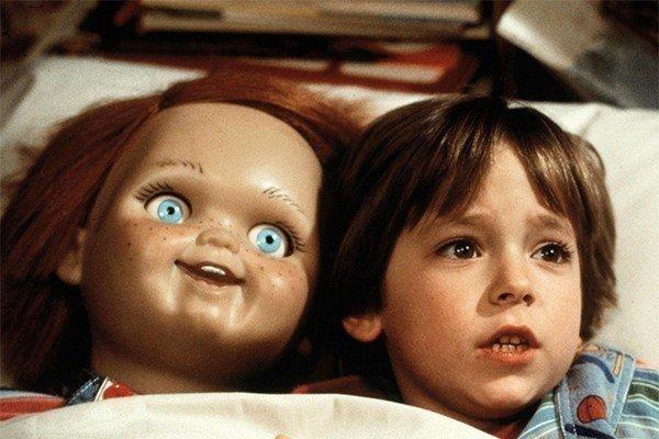 """""""Детские игры"""" . Злодей - кукла Чаки  злодеи, кино, персонажи треша., старые фильмы, ужасы"""