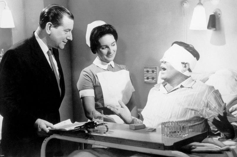 """""""День триффидов"""" 1963 г . Злодеи - плотоядные растения злодеи, кино, персонажи треша., старые фильмы, ужасы"""
