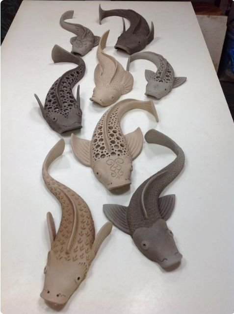 Керамические моря и океаны искусство, керамика, море, океан, талант