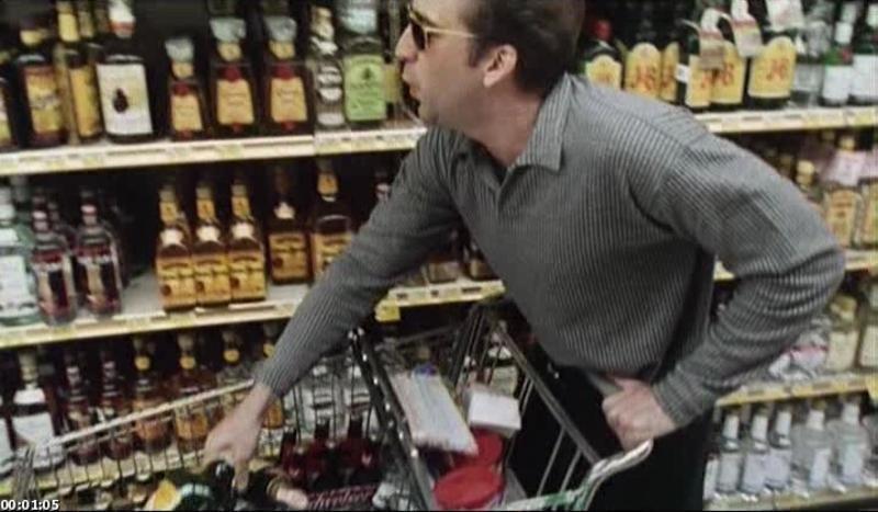 «Покидая Лас-Вегас» алкоголизм, герои и персонажи, кино