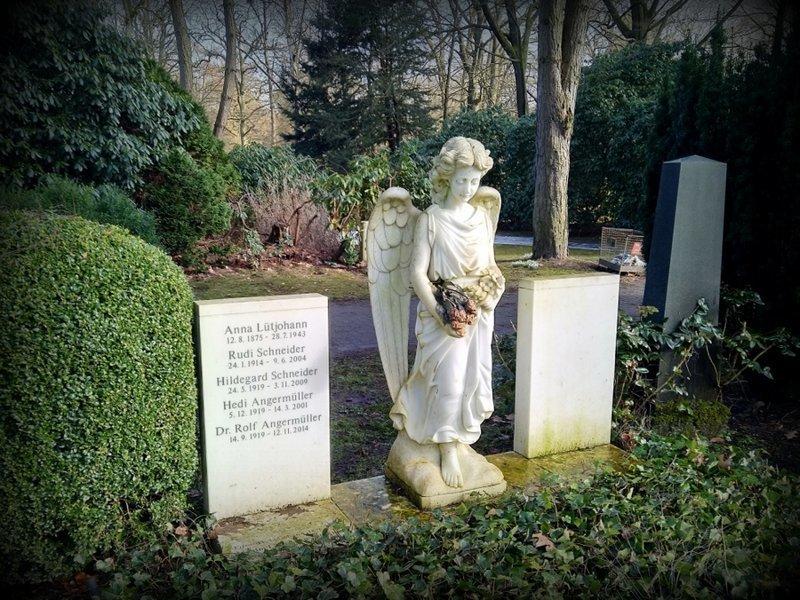 Немецкая любовь к мертвым или мегаполис мертвецов путешествия, факты, фото