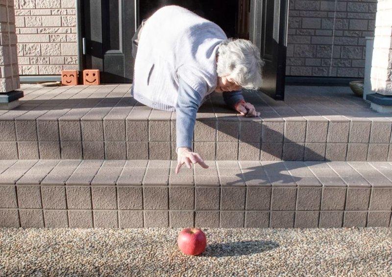 90-летняя бабушка-позитив из Японии, покорившая соцсети своими фотографиями Instagram, бабушка, в мире, люди, позитив, япония