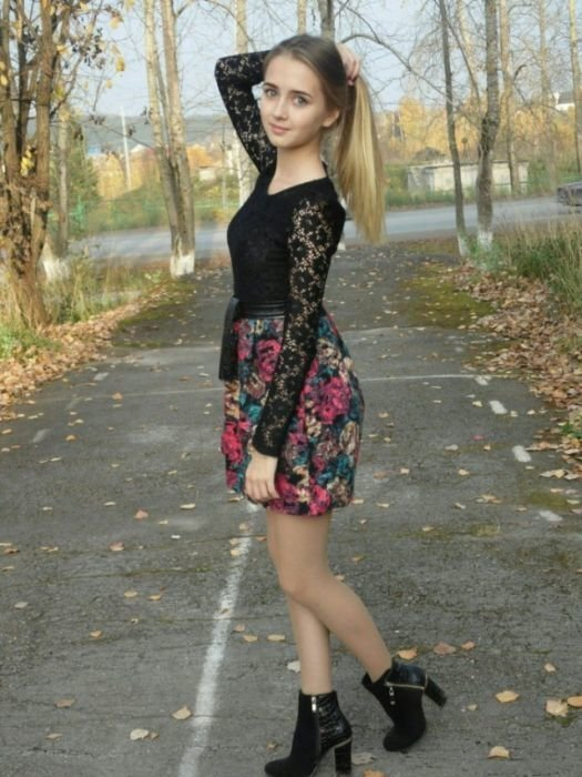 Красота то какая - лепота девушки, лепота, соцсети