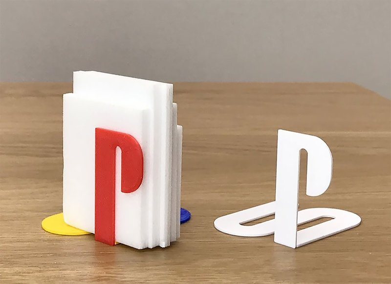 Японский дизайнер показал, как логотипы известных брендов могут быть полезны в обычной жизни 3D модели, бренды, дизайнер, интересно, красиво, логотипы, фото, япония