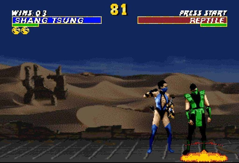 Ultimate Mortal Kombat 3, 1995