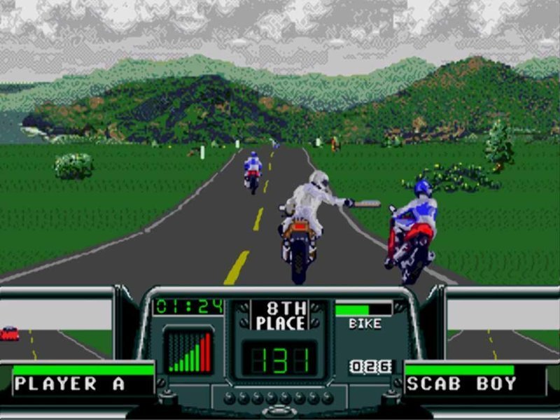 Road Rash 3: Tour de Force  1995