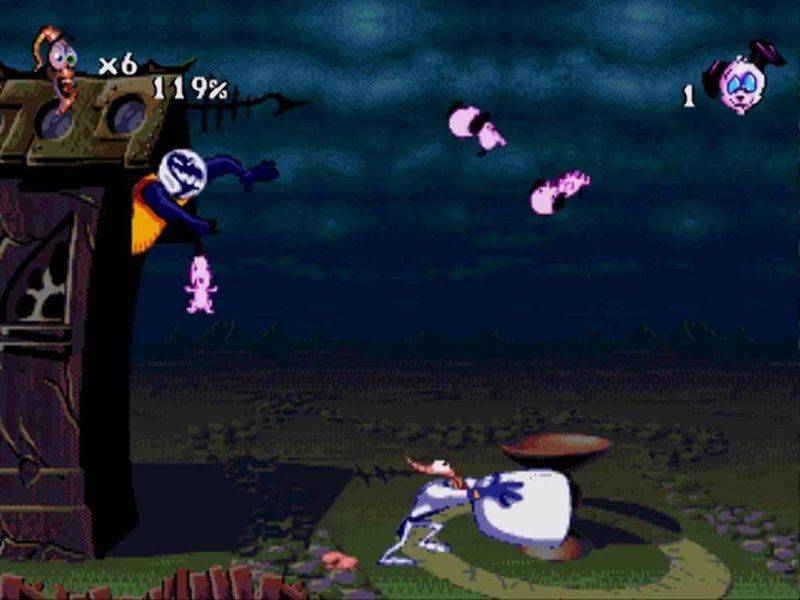 Earthworm Jim 2 1995