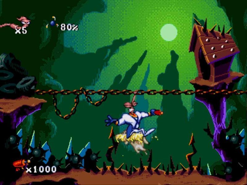 Earthworm Jim 1994