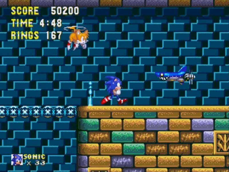Sonic The Hedgehog 3 1994