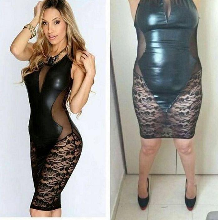 20. Это не платье, а пытка какая-то. Это фиаско, интернет-магазин, неудача, покупка, смех да и только, шок