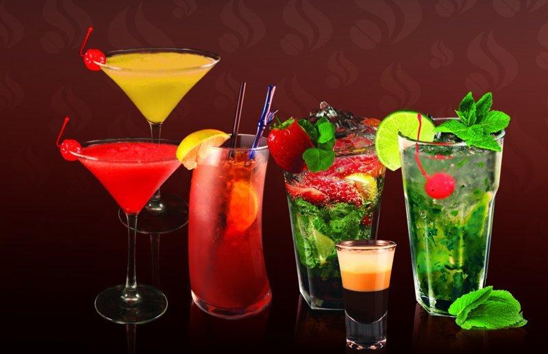 Картинки коктейль алкогольный