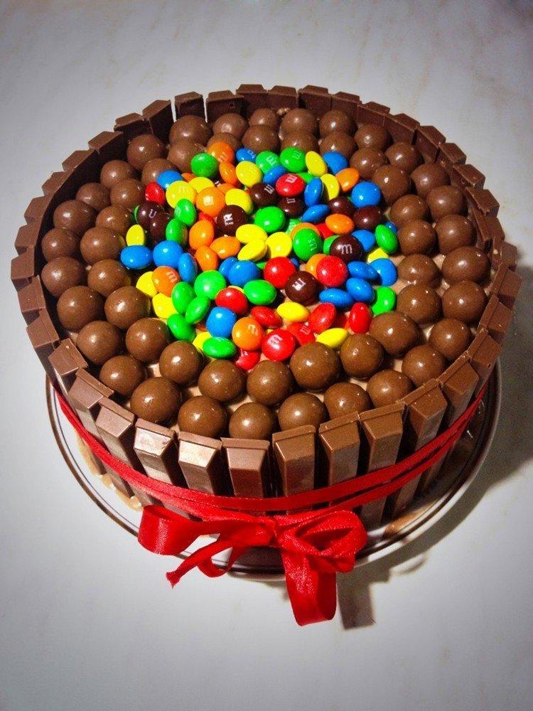 3. Красиво? А главное - просто! вкусно, десерты, идеи, интересно, красиво, полезные идеи, торты, фото