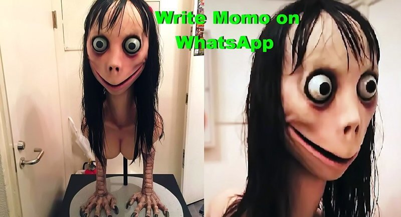 Момо из WhatsApp