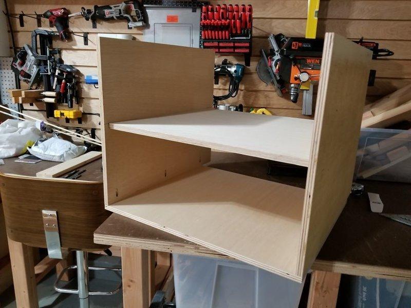 Создание двух рабочих столов гостиная, дом, зонирование, кабинет, рабочее место, своими руками, сделай сам