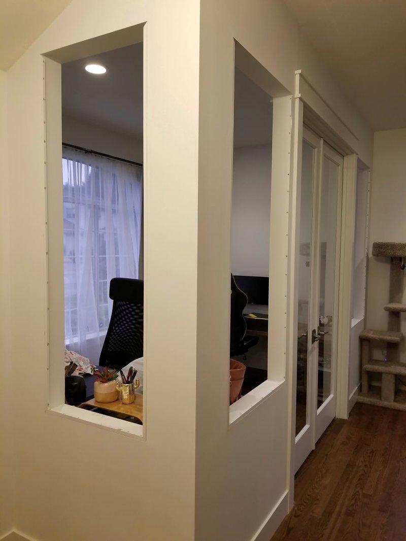 Рамы Кишна установил на клей и гвозди гостиная, дом, зонирование, кабинет, рабочее место, своими руками, сделай сам