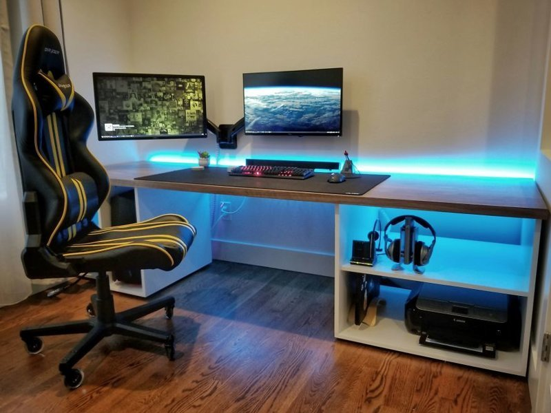 Вот как это выглядит гостиная, дом, зонирование, кабинет, рабочее место, своими руками, сделай сам
