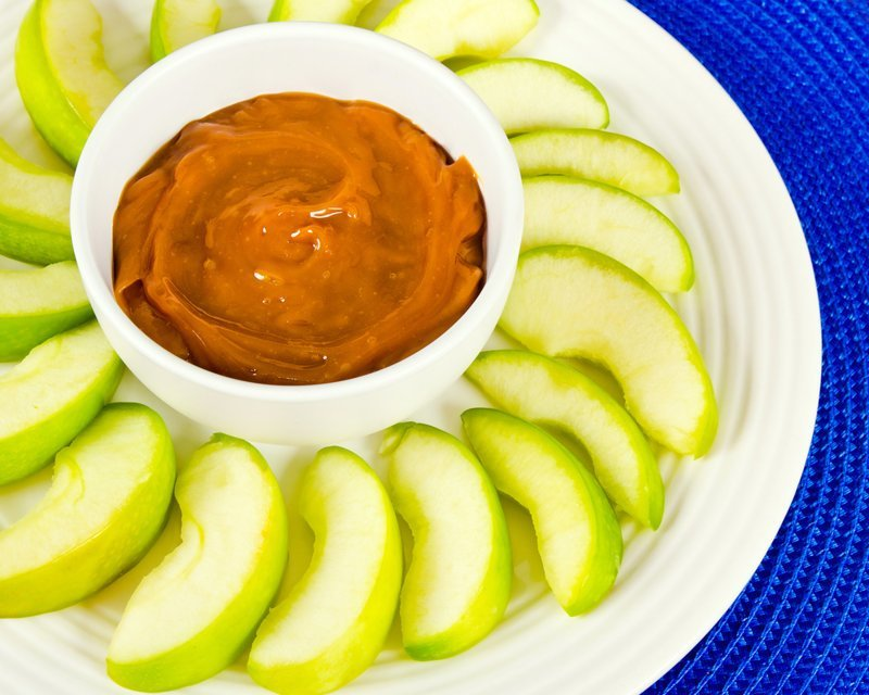 7. Если яблоко порезать на части, оно станет невероятно вкусным. гурманы, еда, напитки, самый вкусный, секрет, сэндвич