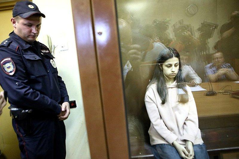 Сёстры Хачатурян сожалеют об убийстве и требуют проверки на детекторе лжи ynews, детектор лжи, интересное, сестры, убийство, фото, хачатурян