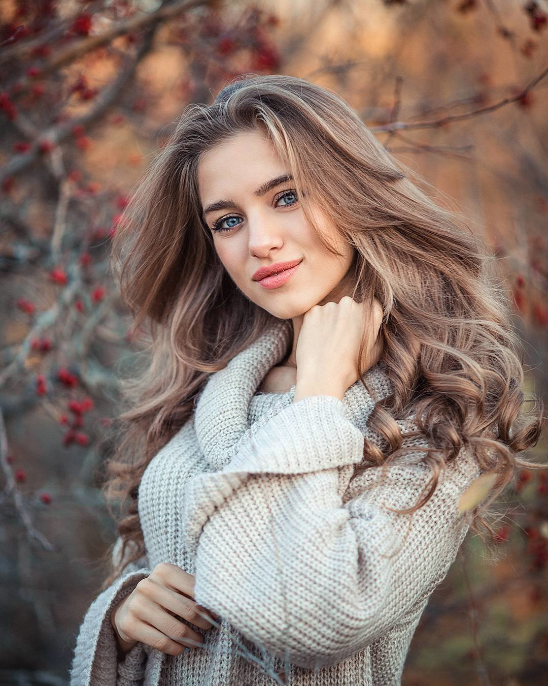 Русские девушки красивые картинки
