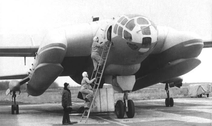 ВВА-14 советско-итальянского конструктора Роберта Бартини интересное, необычные, самолеты, странное, факты