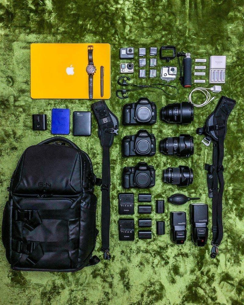 комплект начинающего фотографа