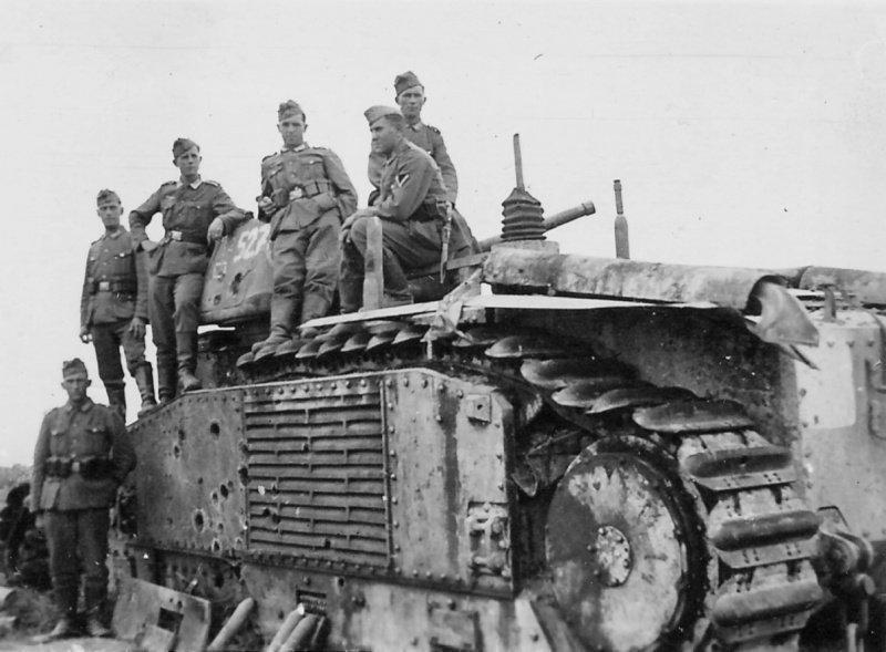 фото немецкого танка гиганта очередной