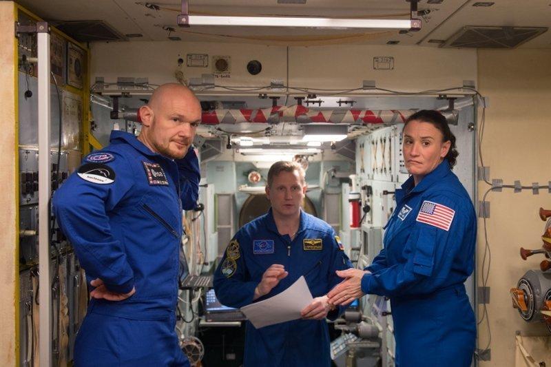 Хьюстон, у нас проблемы!», или Зачем женщина-астронавт просверлила мкс астронавты, дрель, космонавты, космос, мкс, отверстие, юмор