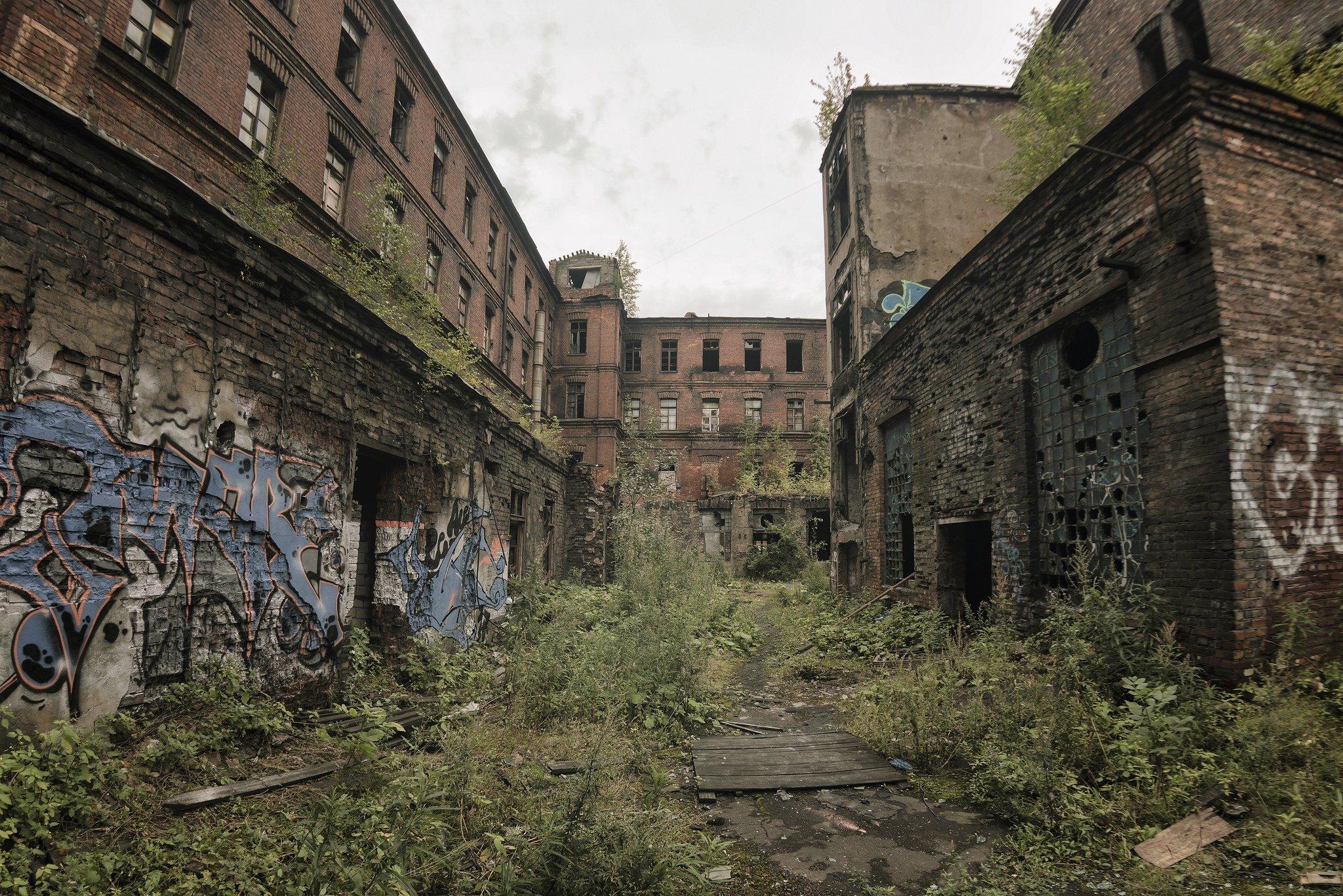 Находки в заброшенных местах фото несколько