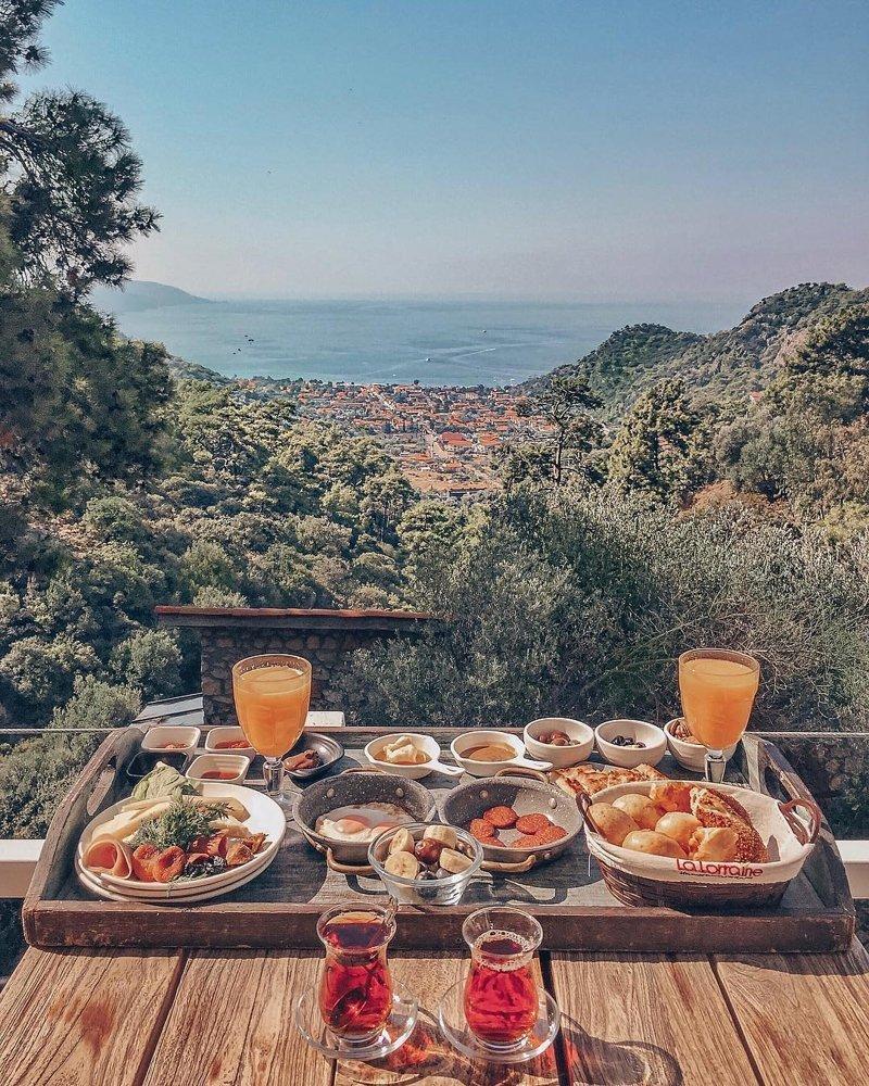 завтраки всего мира картинки мир дверей