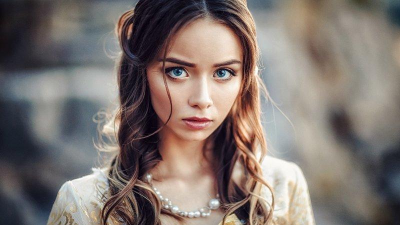 Самые привлекательные генетические мутации в мире волосы, гены, глаза, девушки, интересное, мутации, фото
