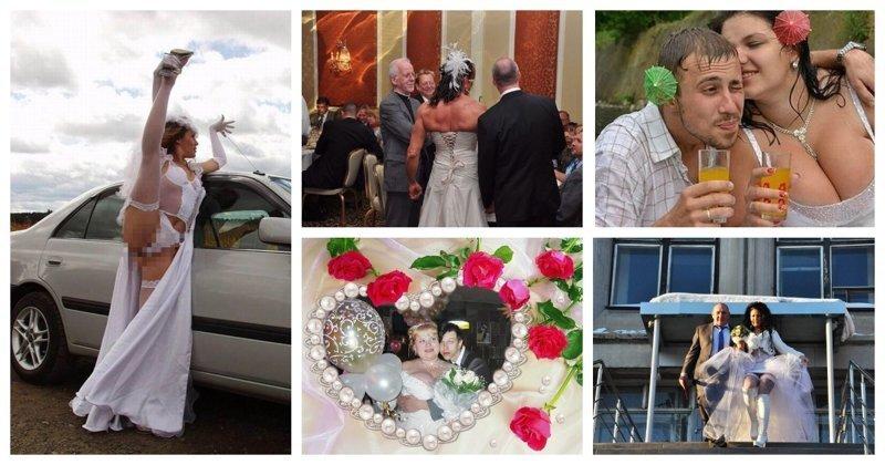 Даже звезды меркнут перед этими невестами нарядились, невесты, свадьба, шутка, юмор