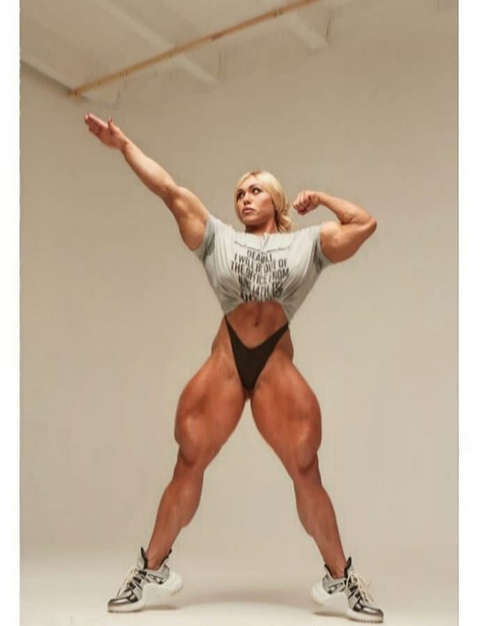 Как раньше выглядела бодибилдерша Наталия Кузнецова Наталия Кузнецова, бодибилдерша, в мире, внешность, люди, мышцы, спорт
